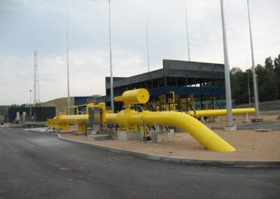 Suskystintų gamtinių dujų terminalas